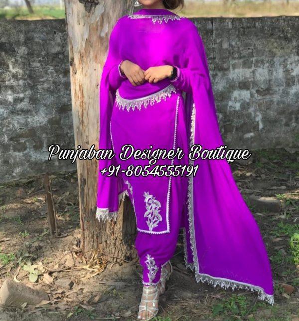 Buy Boutique Suits Punjabi Canada