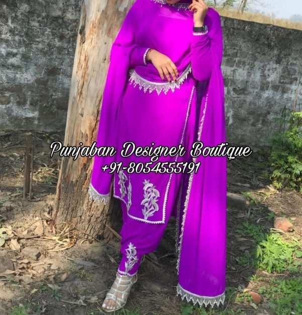 Buy Boutique Suits Punjabi Canada USA