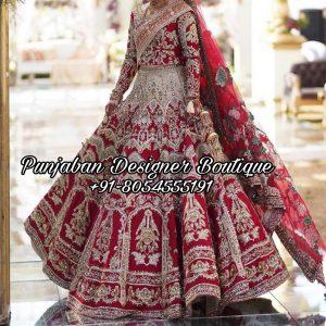 Buy Designer Bridal Lehenga