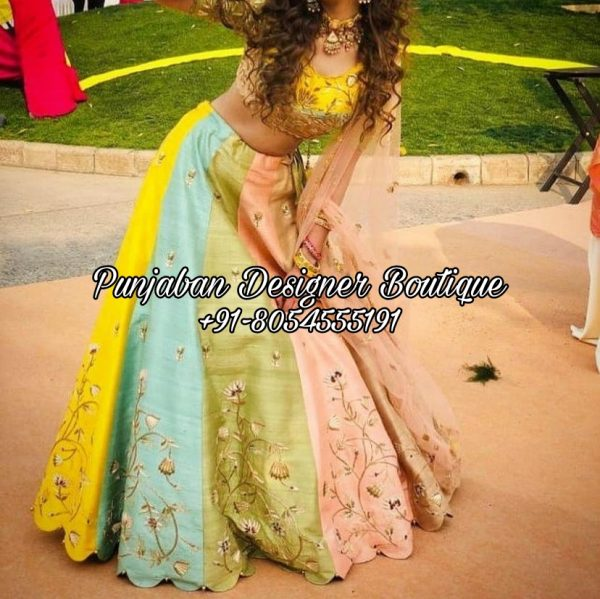 Buy Lehenga Choli For Designer USA