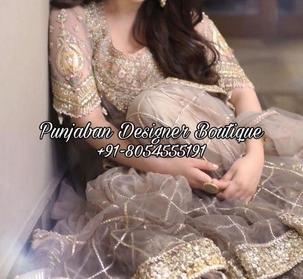 Buy Online Designer Punjabi Suits