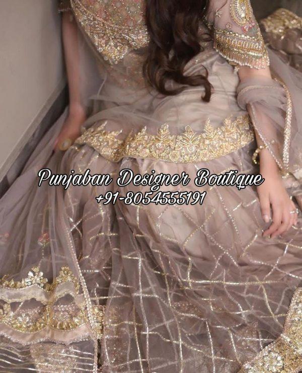Buy Online Designer Punjabi Suits Canada