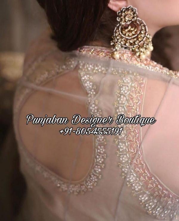 Buy Online Designer Punjabi Suits Canada USA