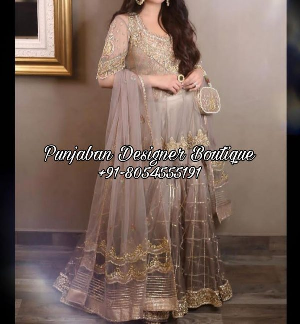 Buy Online Designer Punjabi Suits Canada USA UK