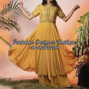 Buy Online Plazo Suits Design USA