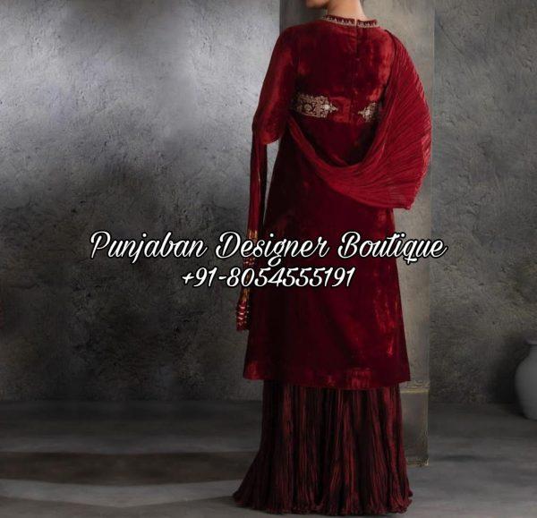 Buy Punjabi Party Wear Suits