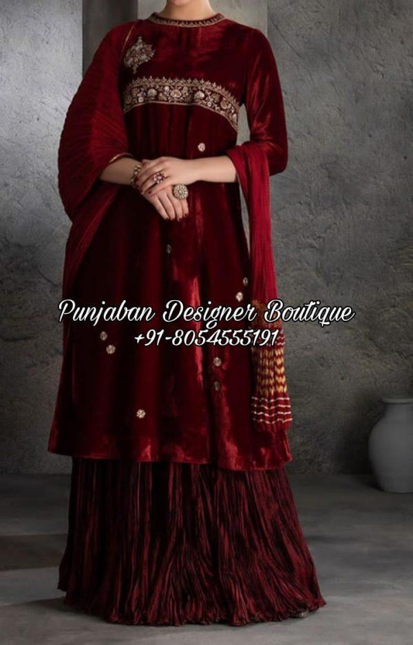 Buy Punjabi Party Wear Suits Canada