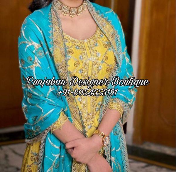 Buy Punjabi Salwar Suits