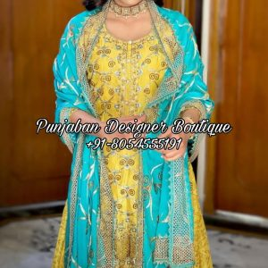 Buy Punjabi Salwar Suits Canada