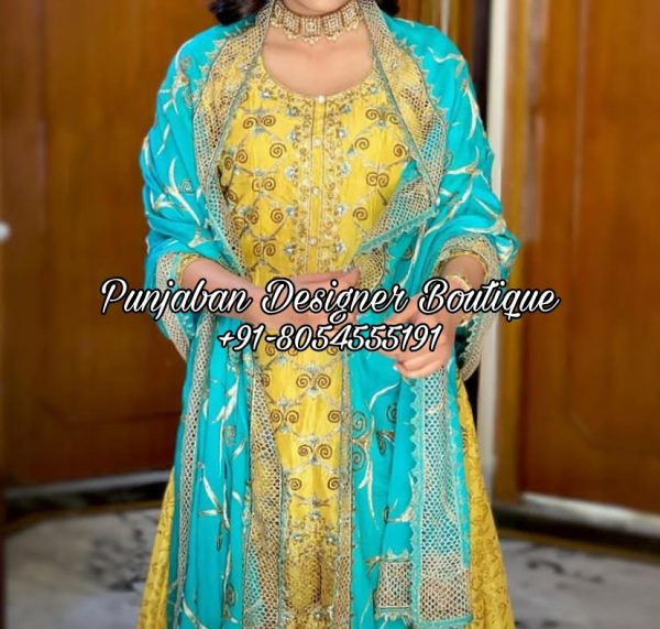 Buy Punjabi Salwar Suits Canada