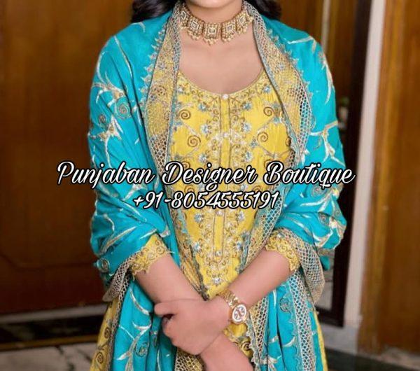 Buy Punjabi Salwar Suits Canada USA