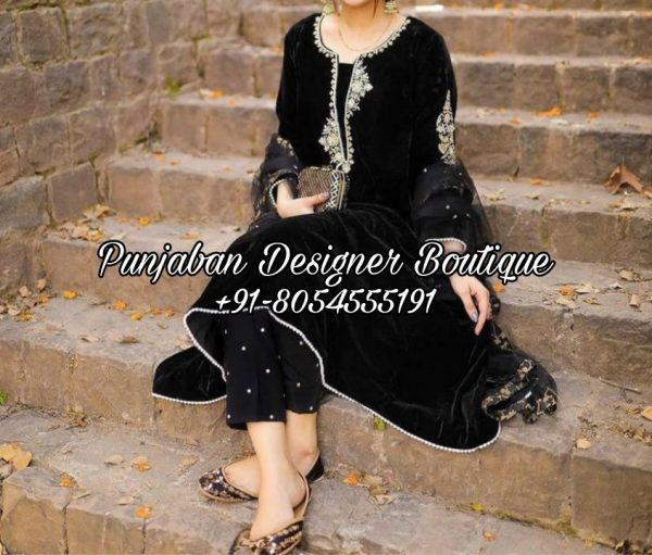 Buy Punjabi Suits New Design