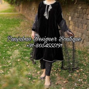 Buy Punjabi Suits New Style Canada