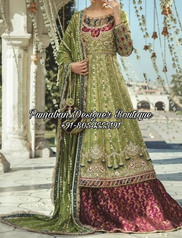 Buy Punjabi Suits Party Wear Canada