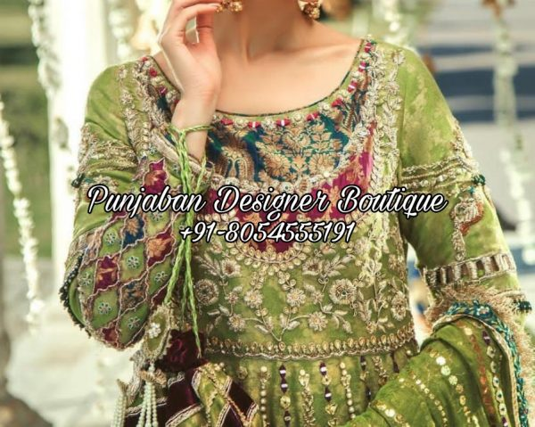 Buy Punjabi Suits Party Wear Canada USA