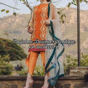 Designer Punjabi Suits Boutique