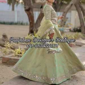 Latest Bridal Lehenga Designs 2021