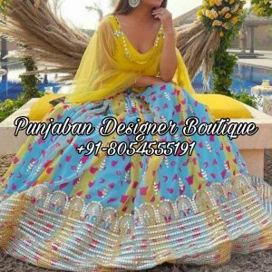 Lehenga Bridal Designs USA UK