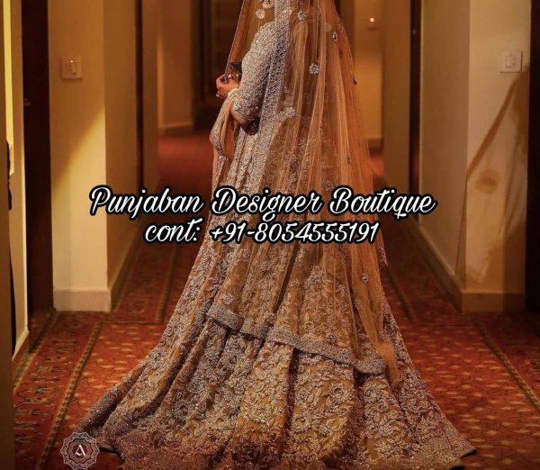 Lehenga For Wedding Bride USA