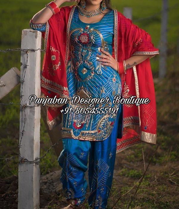 New Designer Punjabi Suits