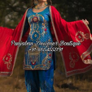 New Designer Punjabi Suits Canada