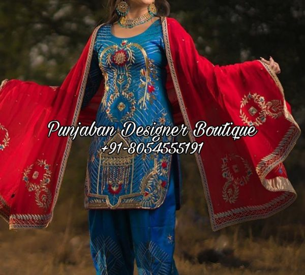 New Designer Punjabi Suits Canada