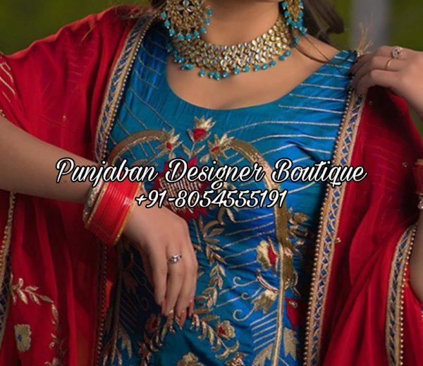 New Designer Punjabi Suits Canada USA