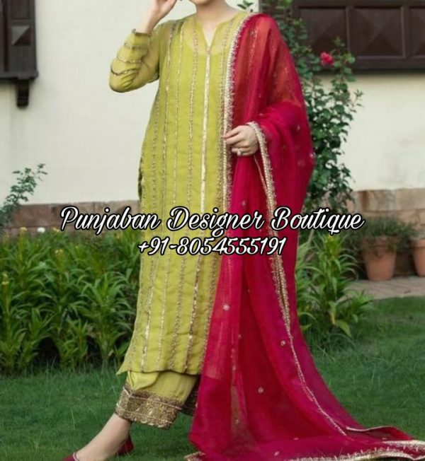 New Style Of Punjabi Suits With Price