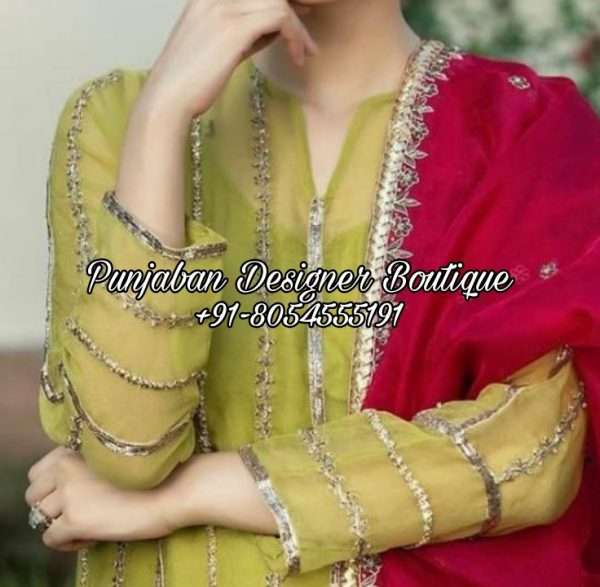New Style Punjabi Suits With Price Canada