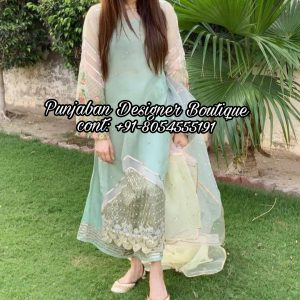 Punjabi Suits Boutique Online Canada