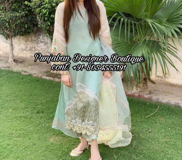 Punjabi Suits Boutique Online Canada