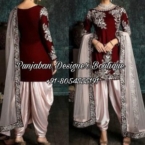 Punjabi Suits Designs Latest