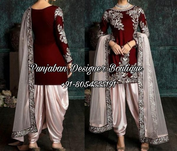 Punjabi Suits Designs Latest