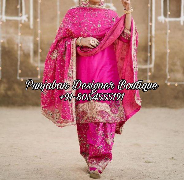 Punjabi Suits Online Shopping Canada