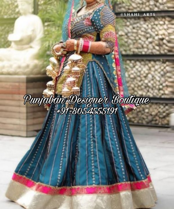 Buy Punjabi Lehenga Dress USA