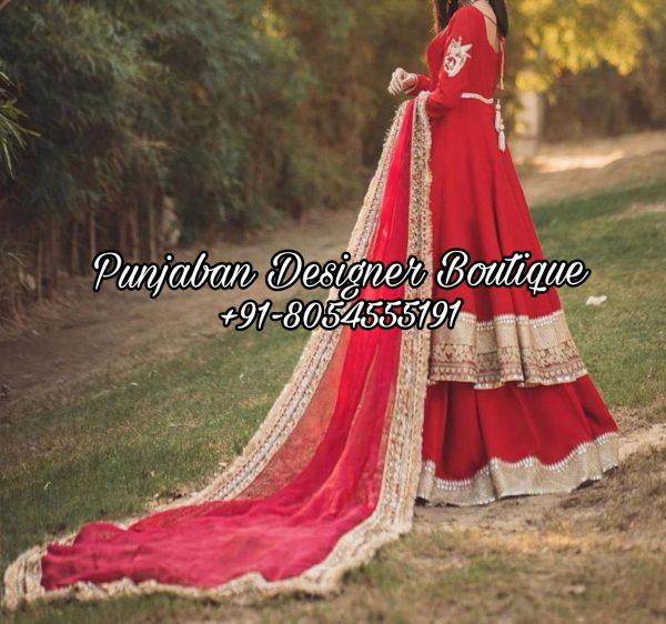Design For Anarkali Suits