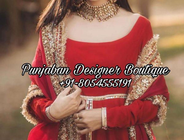 Design For Anarkali Suits Canada UK