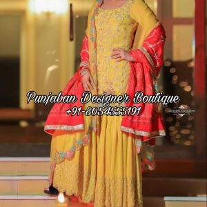 Designs For Punjabi Suits
