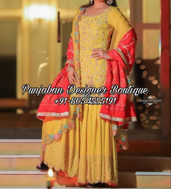 Designs For Punjabi Suits