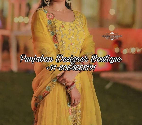 Designs For Punjabi Suits Canada