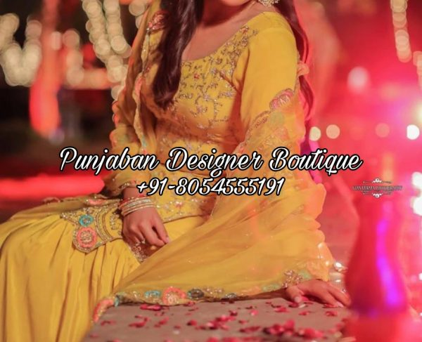 Designs For Punjabi Suits Canada UK