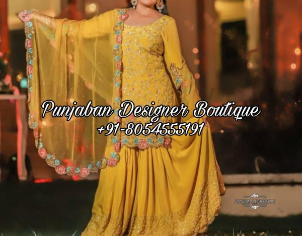 Designs For Punjabi Suits Canada USA
