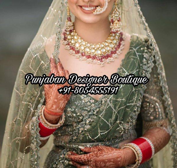 Lehenga For Wedding Bride Canada USA