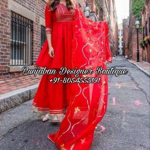 Punjabi Suits Boutique Online Jalandhar