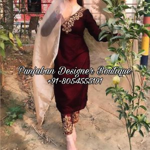 Punjabi Suits For Women Canada
