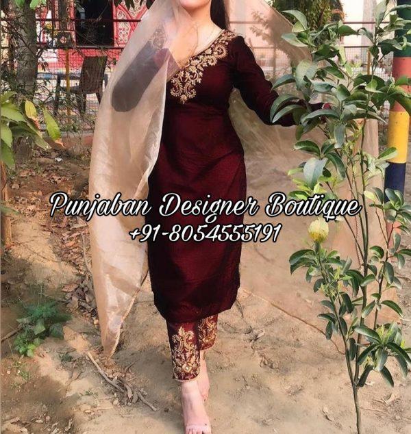 Punjabi Suits For Women Canada