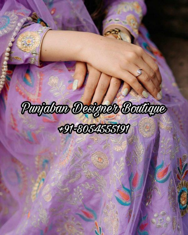 Punjabi Suits Jalandhar Boutique Canada UK USA
