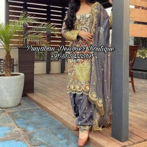 Boutique For Punjabi Suits Canada UK