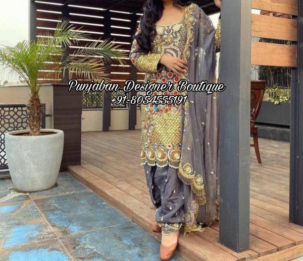 Boutique For Punjabi Suits Canada UK
