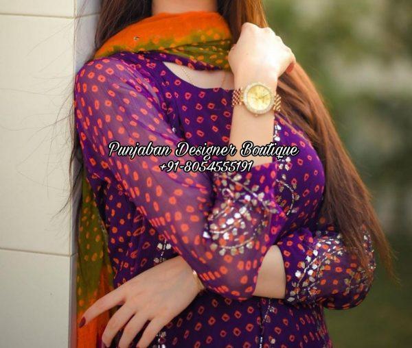 Boutique Suit Punjabi Canada UK USA